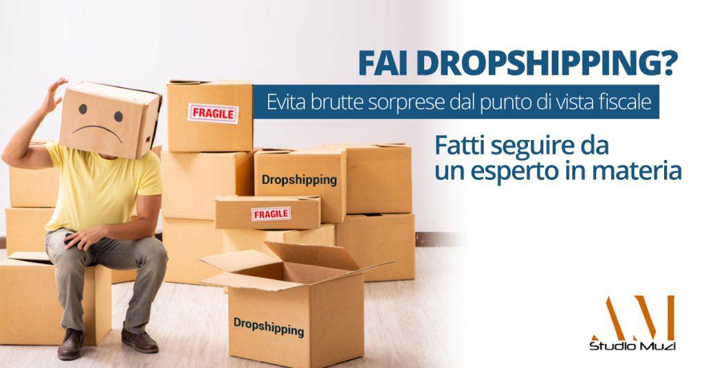 dropshipping aspetti fiscali